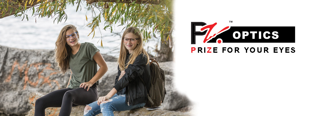 PZ Optics - PRIZE for Your Eyes